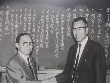 静岡県東部電気工事協同組合理事長に就任